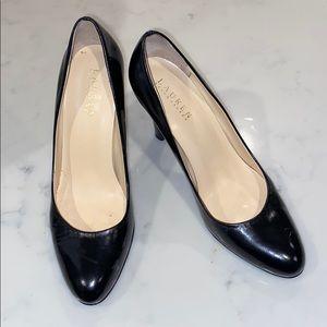 Ralph Lauren black pumps/heels